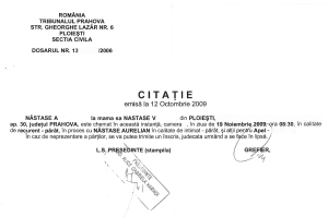Citatie_Tribunal